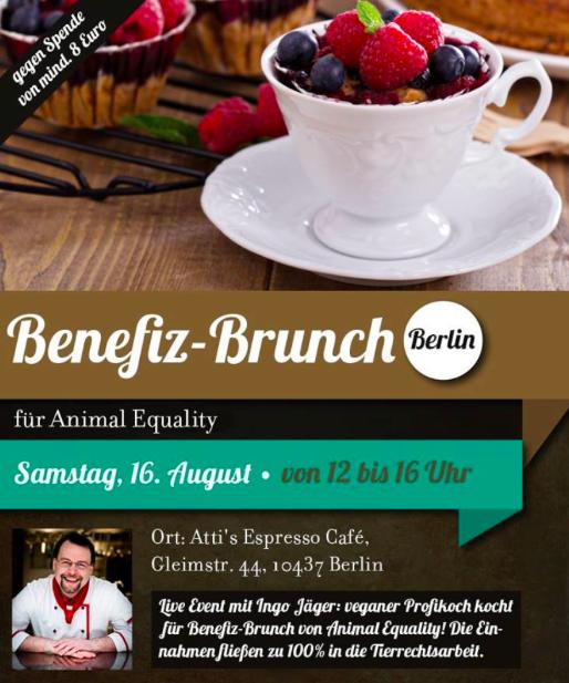 animal equality benefiz brunch