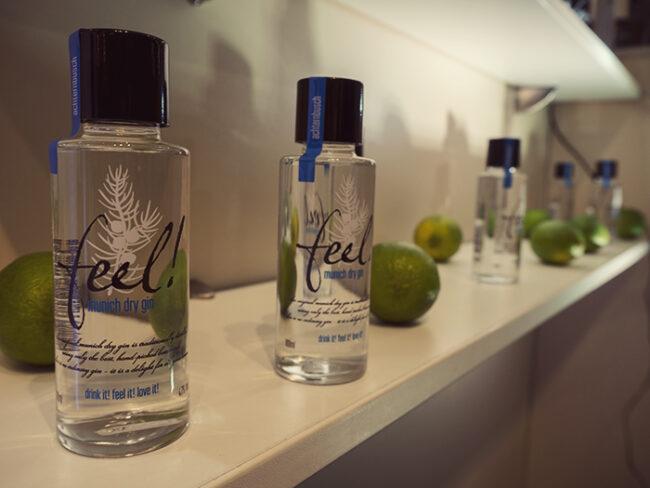 biofach feel dry gin