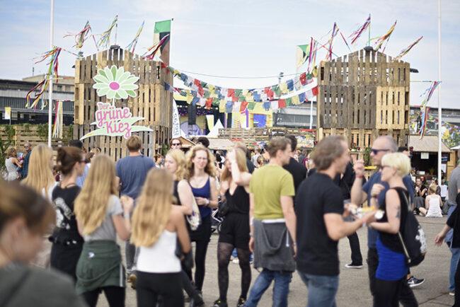 Lollapalooza Berlin 2015 - Atmosphere