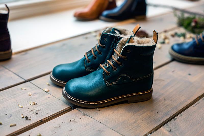 Kleiner Schuhbladen stylishe Eco Schuhe Green Friday